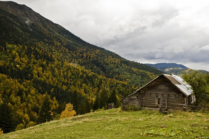 Planinarski dom Grope